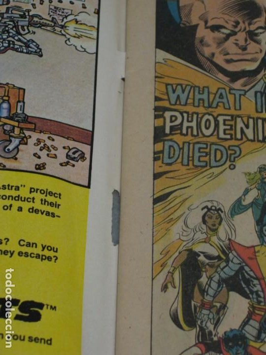 Cómics: Phoenix. USA New York. 1981. 26x17 - Foto 7 - 191673000