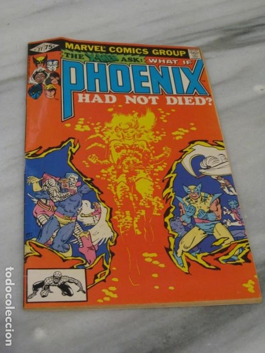 Cómics: Phoenix. USA New York. 1981. 26x17 - Foto 8 - 191673000