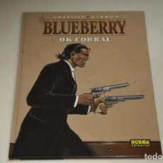 Cómics: BLUEBERRY Nº 42, OK CORRAL. PRIMERA EDICIÓN, PERFECTO ESTADO. NORMA EDITORIAL.. Lote 191703097