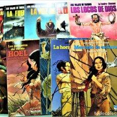Cómics: LOS PASAJEROS DEL VIENTO Nº 24, 27, 44, 49 Y 51 - NORMA EDITORIAL - COLECCIÓN CIMOC. Lote 191775430