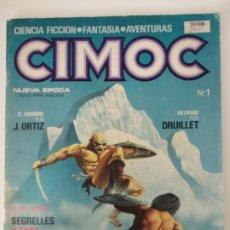 Cómics: CIMOC NUMERO 1. Lote 191786268