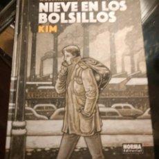 Comics: NIEVE EN LOS BOLSILLOS. ALEMANIA 1963 - KIM - ED. NORMA. Lote 191913610