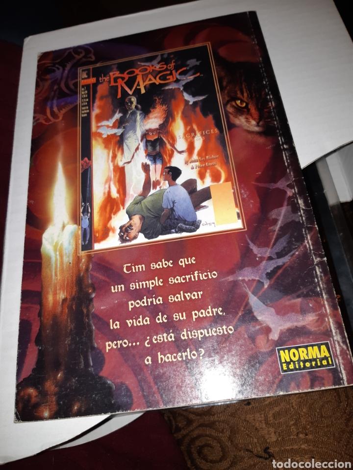 Cómics: TEBEOS COMICS CANDY - VERTIGO - LOS LIBROS DE LA MAGIA 2 - NORMA - AA97 - Foto 2 - 192010808