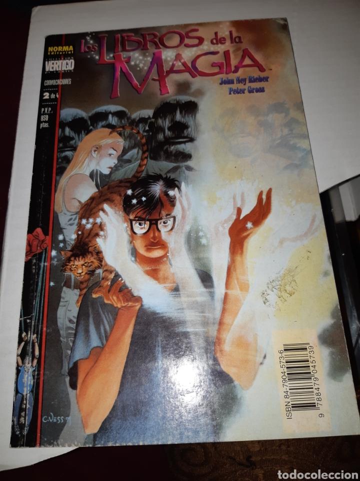 TEBEOS COMICS CANDY - VERTIGO - LOS LIBROS DE LA MAGIA 2 - NORMA - AA97 (Tebeos y Comics - Norma - Otros)