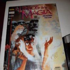 Cómics: TEBEOS-COMICS CANDY - VERTIGO - LOS LIBROS DE LA MAGIA 2 - NORMA - AA97. Lote 192010808