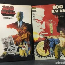 Cómics: 100 BALAS PRIMER DISPARO Nº 1 , 2 COMPLETA AÑO 2000 VERTIGO BRIAN AZZAELLO & EDUARDO RISO NORMA. Lote 192168333