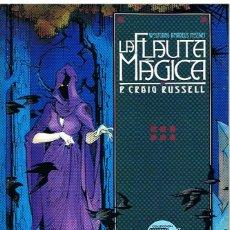 Cómics: LA FLAUTA MÁGICA. 3 TOMOS. NORMA EDITORIAL 1990.. Lote 192176140