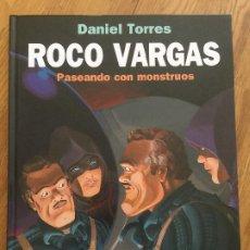 Cómics: ROCO VARGAS - PASEANDO CON MONSTRUOS - DANIEL TORRES - NORMA - TAPA DURA - NUEVO - GCH1. Lote 192225717