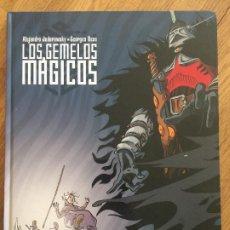 Cómics: LOS GEMELOS MAGICOS - JODOROWSKI / BESS - NORMA - TAPA DURA - NUEVO- GCH1. Lote 192227331