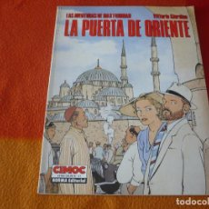 Cómics: LA PUERTA DE ORIENTE LAS AVENTURAS DE MAX FRIDMAN ( GIARDINO) NORMA CIMOC EXTRA COLOR 41. Lote 192242251