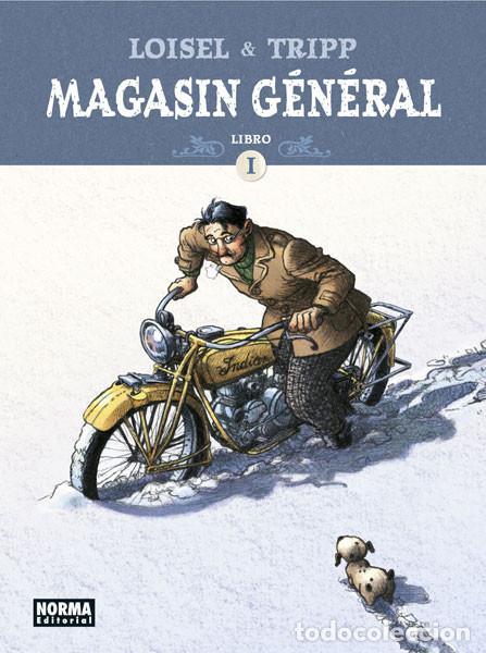 CÓMICS. MAGASIN GÉNÉRAL. ED. INTEGRAL 1 - RÉGIS LOISEL/JEAN-LOUIS TRIPP (CARTONÉ) (Tebeos y Comics - Norma - Comic Europeo)