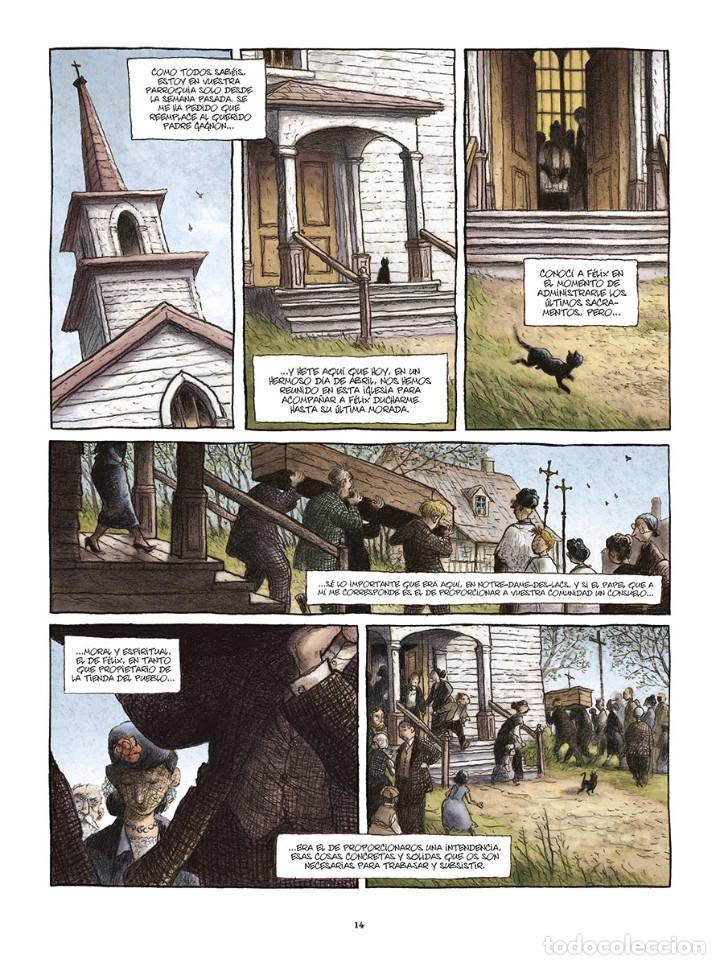 Cómics: Cómics. MAGASIN GÉNÉRAL. ED. INTEGRAL 1 - Régis Loisel/Jean-Louis Tripp (Cartoné) - Foto 5 - 192522898