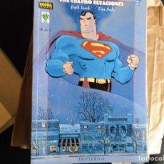 Fumetti: SUPERMAN LAS CUATRO ESTACIONES Nº 4 NORMA. Lote 192533028