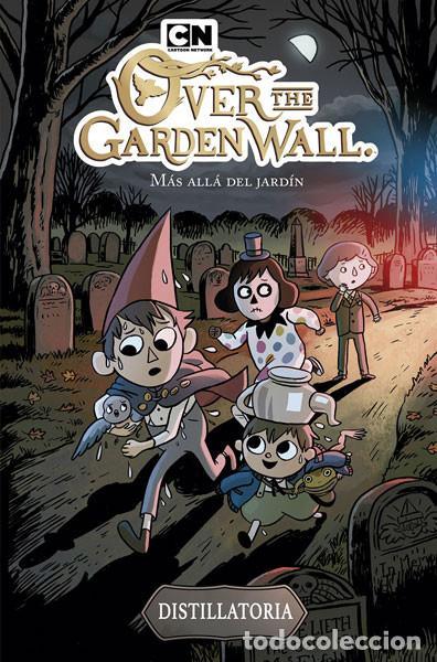 CÓMICS. MÁS ALLÁ DEL JARDÍN. DISTILLATORIA - JONATHAN CASE/JIM CAMPBELL/SJ MILLER (CARTONÉ) (Tebeos y Comics - Norma - Comic USA)