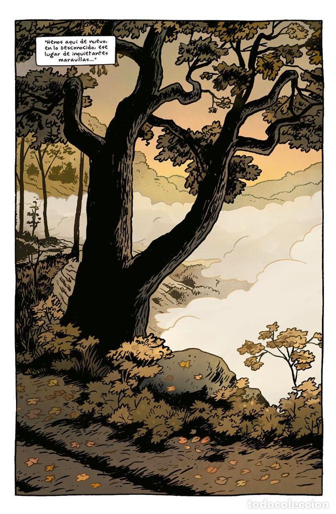 Cómics: Cómics. MÁS ALLÁ DEL JARDÍN. DISTILLATORIA - Jonathan Case/Jim Campbell/SJ Miller (Cartoné) - Foto 2 - 192553833