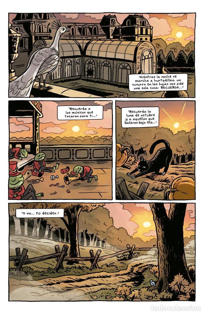 Cómics: Cómics. MÁS ALLÁ DEL JARDÍN. DISTILLATORIA - Jonathan Case/Jim Campbell/SJ Miller (Cartoné) - Foto 3 - 192553833