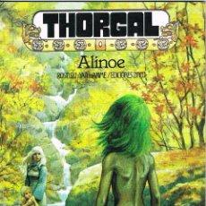 Cómics: THORGAL 8 ALINOE POR ROSINSKI Y VAN HAMME. Lote 192563803