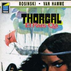 Cómics: THORGAL 10 EL PAIS QA POR ROSINSKI Y VAN HAMME. Lote 192563985