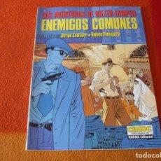 Cómics: LAS AVENTURAS DE DIETER LUMPEN ENEMIGOS COMUNES ( ZENTNER PELLEJERO ) NORMA CIMOC EXTRA COLOR 46. Lote 192596138