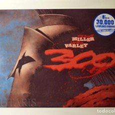 Cómics: 300 DE FRANK MILLER Y LYNN VARLEY (8ª EDICIÓN) (2007) - NUEVO A ESTRENAR. Lote 192721360