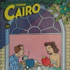 Comics: CAIRO Nº 61. Lote 192790347