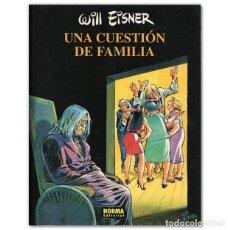 Cómics: UNA CUESTION DE FAMILIA DE WILL EISNER. Lote 192907386