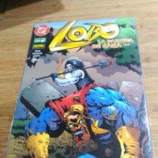 Fumetti: LOBO Nº 19 LA PARTIDA DE CAZA ( SEGUNDA PARTE ) ALAN GRANT Y CARL CRITCHLOW. Lote 193007260