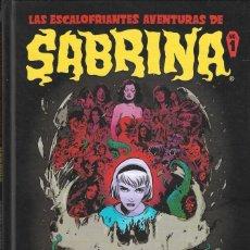 Cómics: LAS ESCALOFRIANTES AVENTURAS DE SABRINA. VOL. 1 - NORMA EDITORIAL - 2019.. Lote 193053577