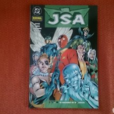 Cómics: JSA LA SOCIEDAD DE LA JUSTICIA TOMO PRESTIGIO AÑO 2004 DC NORMA MUY BUEN ESTADO. Lote 193113406