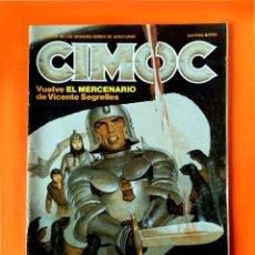 Cómics: CIMOC - Nº 83 - LA REVISTA DE LAS GRANDES SERIES DE AVENTURAS - 1981 - NORMA EDITORIAL - ORIGINAL. Lote 193438710