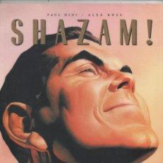 Cómics: SHAZAM. EL PODER DE LA ESPERANZA - ALEX ROSS, PAUL DINI - DC.NORMA. Lote 193699275