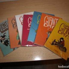 Comics: GIANT DAYS - LOTE DE 7 NÚMEROS - NORMA - COMO NUEVOS. Lote 193958820