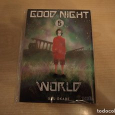 Comics: GOOD NIGHT - WORLD - - NORMA - COMO NUEVO. Lote 193960667