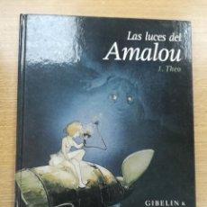 Cómics: LAS LUCES DE AMALOU #1 THEO. Lote 194120087