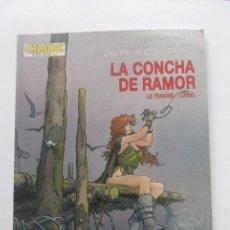 Cómics: CIMOC EXTRA COLOR Nº 17 LA BUSQUEDA DEL PAJARO DEL TIEMPO-LA CONCHA DE RAMOR-LE TENDRE-LOISEL CX41. Lote 194124515