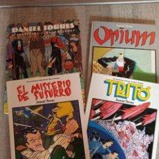 Cómics: LOTE DE 4 CÓMICS DE DANIEL TORRES - OFERTA INVERSORES. Lote 194136456