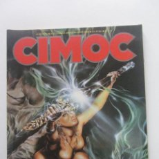 Cómics: CIMOC Nº 110 NORMA BEROY BISLEY MILLS CX41. Lote 194141031