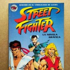 Cómics: STREET FIGHTER: LA NOVELA GRÁFICA (NORMA, 1995). COLECCIÓN MADE IN USA N°23.. Lote 194155801