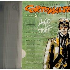 Cómics: CORTO MALTÉS - COFRE 2 - CON TOMOS 11 A 22. NORMA EDITORIAL.. Lote 194157446