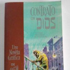 Cómics: CONTRATO CON DIOS Y OTRAS HISTORIAS DE NEW YORK, UNA NOVELA GRÁFICA DE WILL EISNER (1997). Lote 194157588