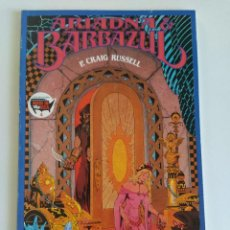 Cómics: ARIADNA & BARBAZUL (P. CRAIG RUSSELL) - COL. MADE IN THE USA Nº 4. Lote 194157746