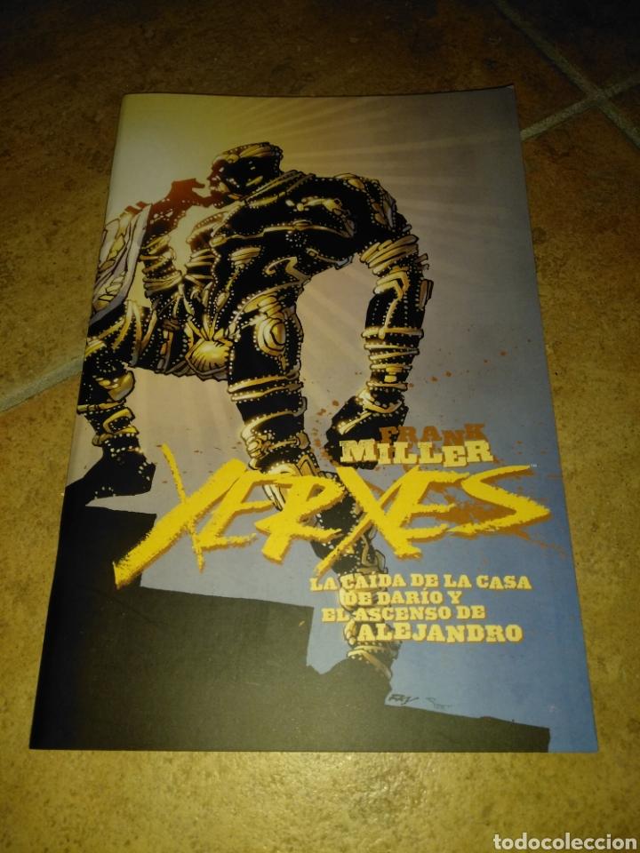 XERXES 3 (Tebeos y Comics - Norma - Comic USA)