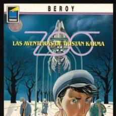 Cómics: COLECCIÓN PANDORA - NORMA / NÚMERO 18 (LAS AVENTURAS DE TRISTAN KARMA). Lote 194230988