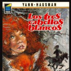 Cómics: COLECCIÓN PANDORA - NORMA / NÚMERO 44 (LOS TRES CABELLOS BLANCOS). Lote 194231225