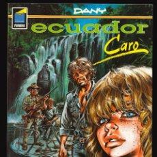 Cómics: COLECCIÓN PANDORA - NORMA / NÚMERO 56 - ECUADOR (1). CARO. Lote 194231852