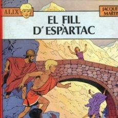 Cómics: LES AVENTURES D'ALIX. EL FILL D'ESPARTAC. ED. NORMA 1983. 1ª EDICIÓ. Lote 194269087