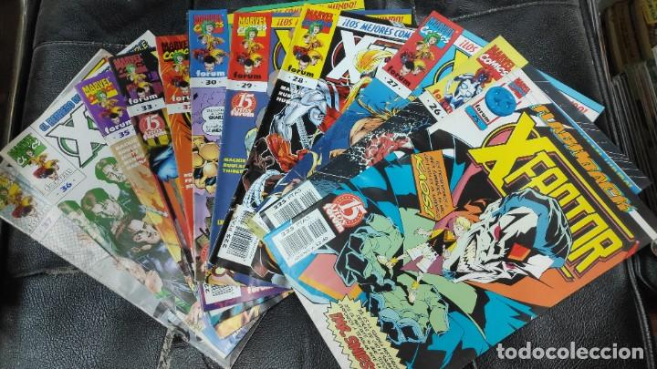 X FACTOR LOTE 13 COMICS (Tebeos y Comics - Norma - Comic USA)