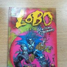 Cómics: LOBO #12 EL ULTIMO CZARNIANO. Lote 194329620