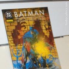 Cómics: BATMAN LEYENDAS DEL SEÑOR DE LA NOCHE INFECTADO WARREN ELLIS - NORMA - OCASION. Lote 194335202