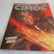 Cómics: CIMOC Nº 53. Lote 194522548
